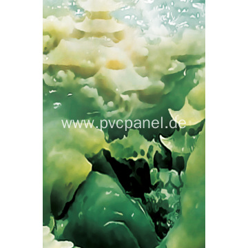 Pvc Panel 3d Wall Decor Artificial Diamond panel